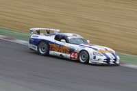 Dodge Viper Competition Coupe British GT Championship Brands Hatch GP 2008 Jon Barnes James Gornall